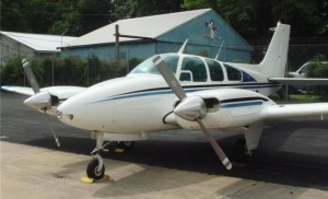 Hartzell Top Prop for a Beech Baron. Propeller PartsMarket, Inc. 772-464-0088