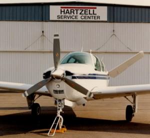 Hartzell Top Prop for a Beech Bonanza/ Debonair. Propeller PartsMarket, Inc. 772-464-0088