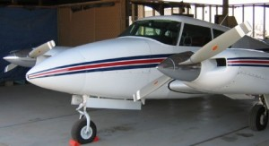 Hartzell Top Prop for a Piper PA30 Twin Comanche. Propeller PartsMarket, Inc. 772-464-0088