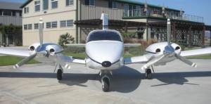 Hartzell Top Prop for a Piper PA34-200T Seneca II. Propeller PartsMarket, Inc. 772-464-0088