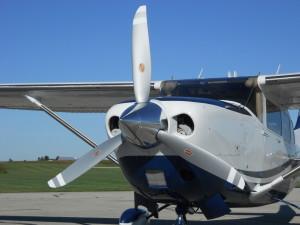 Hartzell Scimitar propeller STC for Cessna 206, T206. Propeller PartsMarket, Inc. 772-464-0088