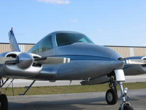 Hartzell 2 blade STC kit for Cessna 310. Propeller PartsMarket, iInc. 772-464-0088