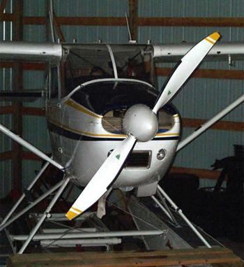 STC Cessna A185E, -F
