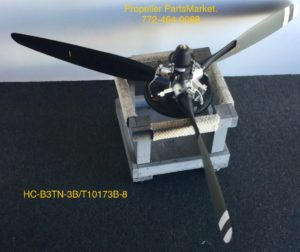 HC-B3TN-3B/T10173B-8 Overhauled propeller