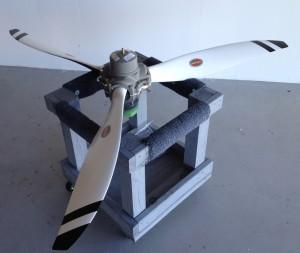 Overhauled Propeller for Cirrus SR22. Propeller PartsMarket, Inc. 772-464-0088