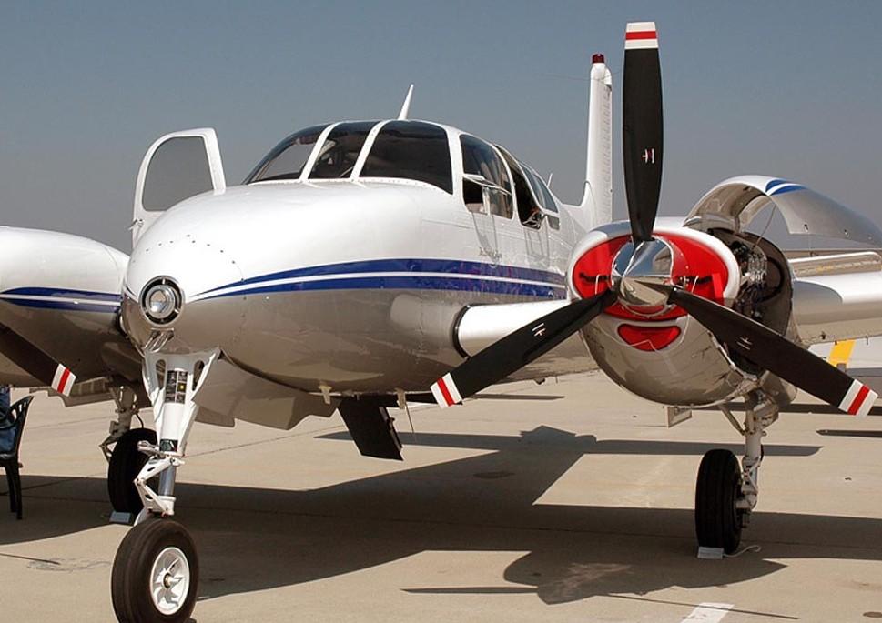 Beechcraft Twin Bonanza McCaul...