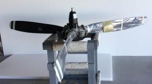 690 Aero Commander Overhauled Propeller Fully assembled. Propeller PartsMarket, Inc. 772-464-0088
