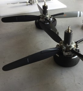 Low Time HC-E4N-3N/D8990SK Hartzell propellers for king air 90 in stock