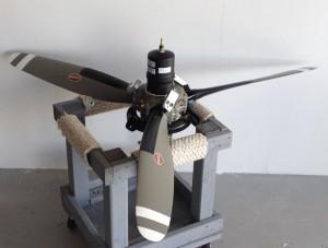 Overhauled Propeller for Piper Navajo HC-E3YR-2ALTF/FJC8468-6R Propeller PartsMarket, Inc