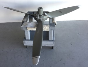 Overhauled Propeller for Cessna 421B. Propeller PartsMarket, Inc. 772-464-0088