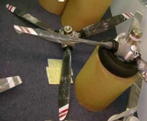 Overhauled propeller for Cessna 340,402,414. Propeller PartsMarket, Inc. 772-464-0088