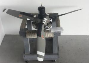 PHC-C3YF-2CLUF/FJC7663B-2R overhauled propeller for Piper seneca 2