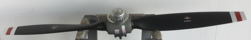 B2A37C238/90REA-8 McCauley propeller
