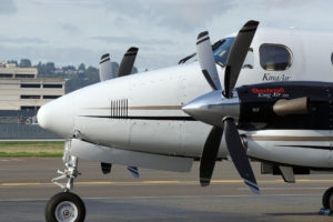 NEW Swept blade Turbo fan propellers for the KIng Air 350. Propeller PartsMarket, Inc. 772-464-0088