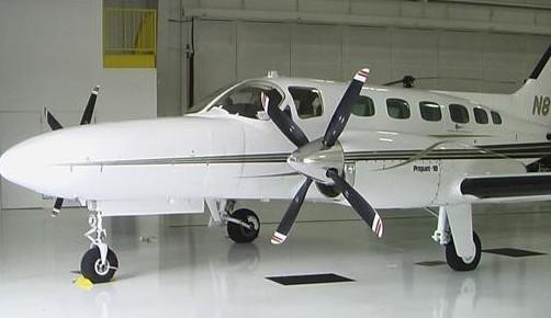 Conquest 441 Blackmac | Propeller PartsMarket, Inc
